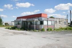Abandoned Indiana diner
