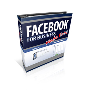 facebook for business book cover