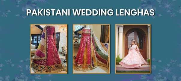 Bridal dresses for Barat