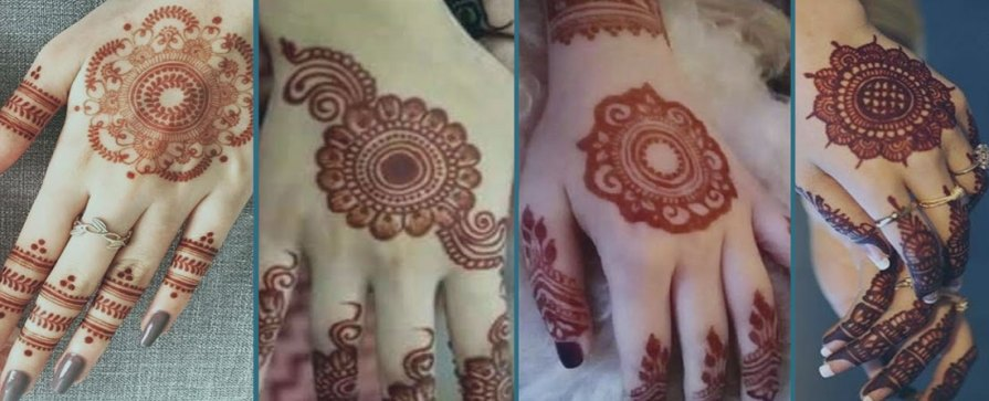 Latest Mehndi Designs For Eid Collection