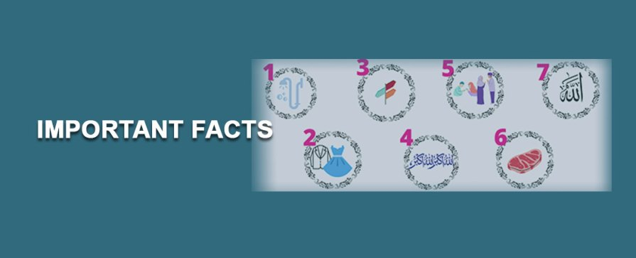 Some Important Facts To Know About Eid Celebrations