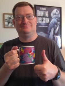 The Magical Mermaid Mug.