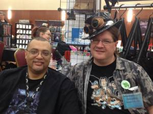 John F. Allen and Chris Garrison