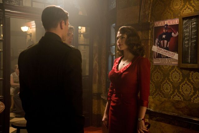 Favorite Romance- Peggy Carter and Steve Rogers MCU