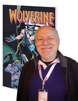 Chris Claremont, the man who made the X-Men what they are today.