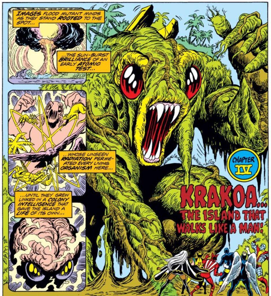 Giant-Size X-Men Krakoa
