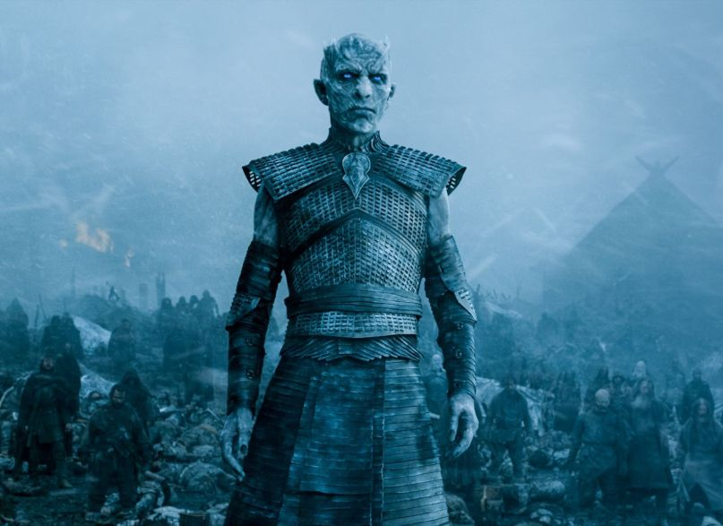 White Walkers and the Night King