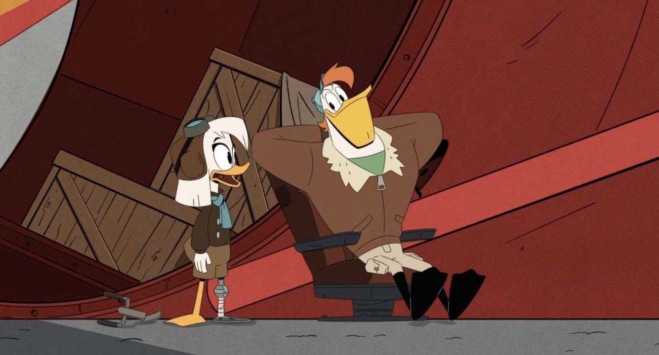 DuckTales-Fix the Cloud Slayer