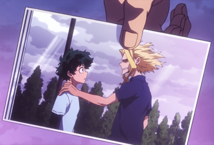 My Hero Academia, Season 4 Episode 1