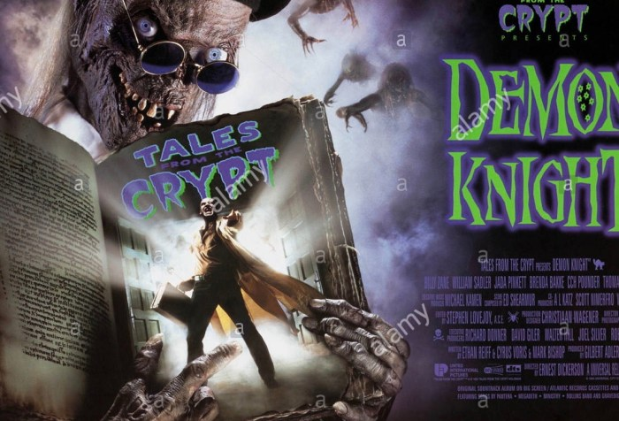 Tales From the Crypt-Demon Knight