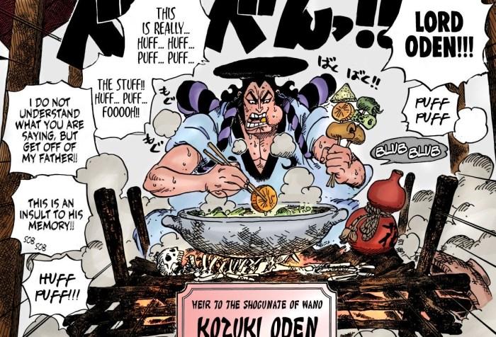 One Piece-Oden Kozuki