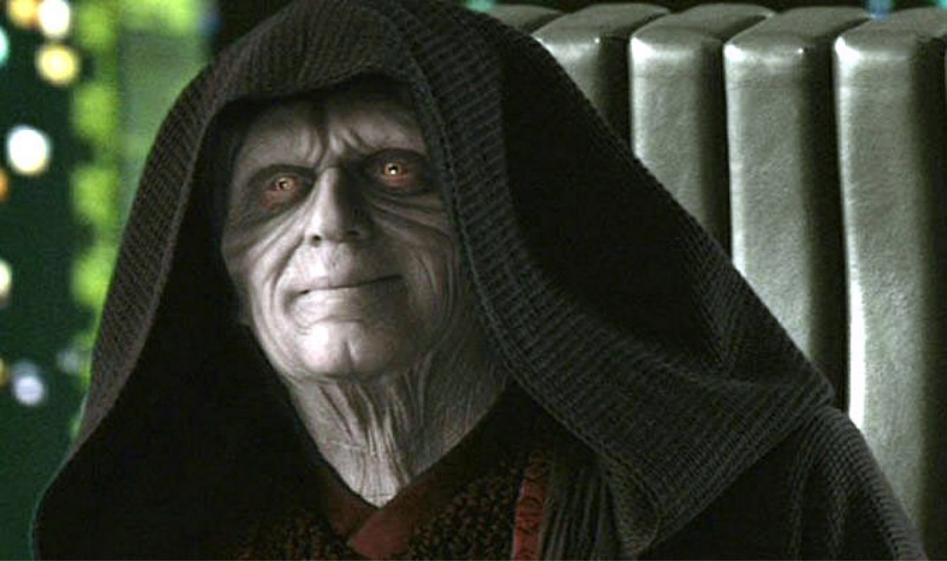 The Rise of Skywalker Palpatine is back