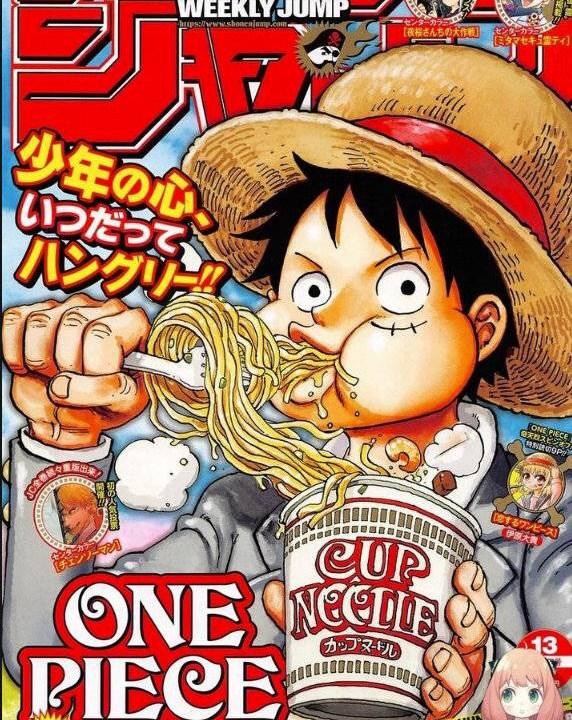 One Piece Ramen