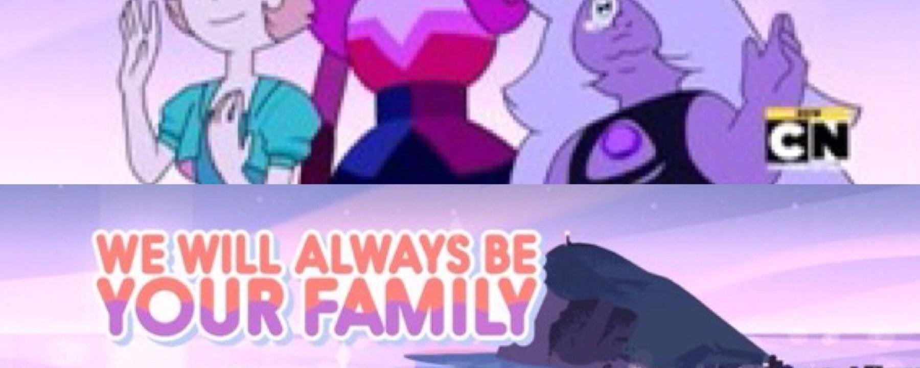 Saying Goodbye to Steven Universe