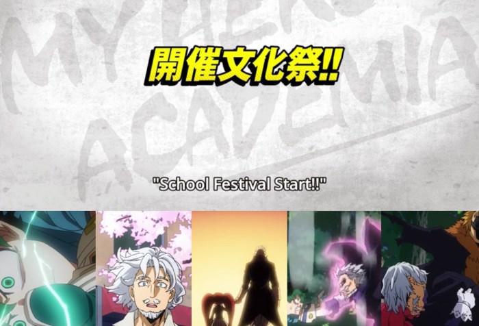 My Hero Academia S4 Episode 22 Important Scenes