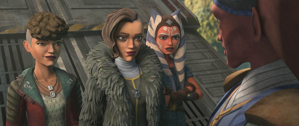 """Star Wars: The Clone Wars S7 EP 6 """"Deal or No Deal"""""""