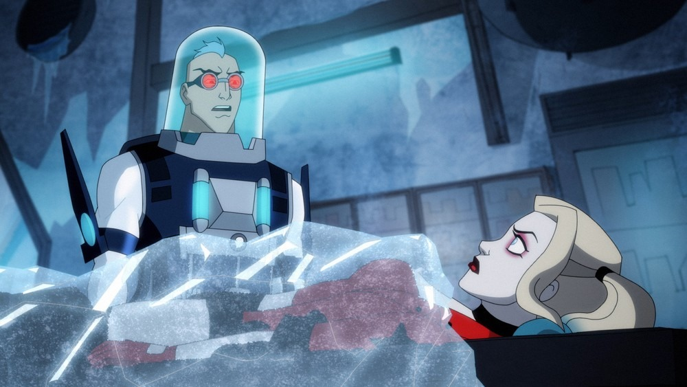 Mr. Freeze traps Harley Quinn in Harley Quinn Season 2 Episode 4- Thawing Hearts
