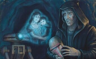 Star Wars: Revan sees his family again