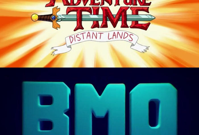 Adventure Time: Distant Lands- BMO