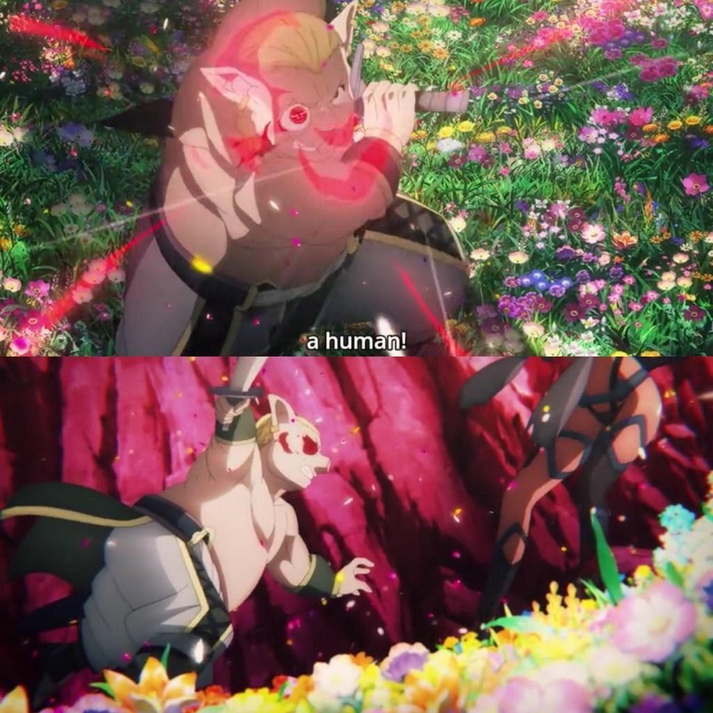Sword Art Online: Alicization- War of Underworld- Lilipin saves Leafa
