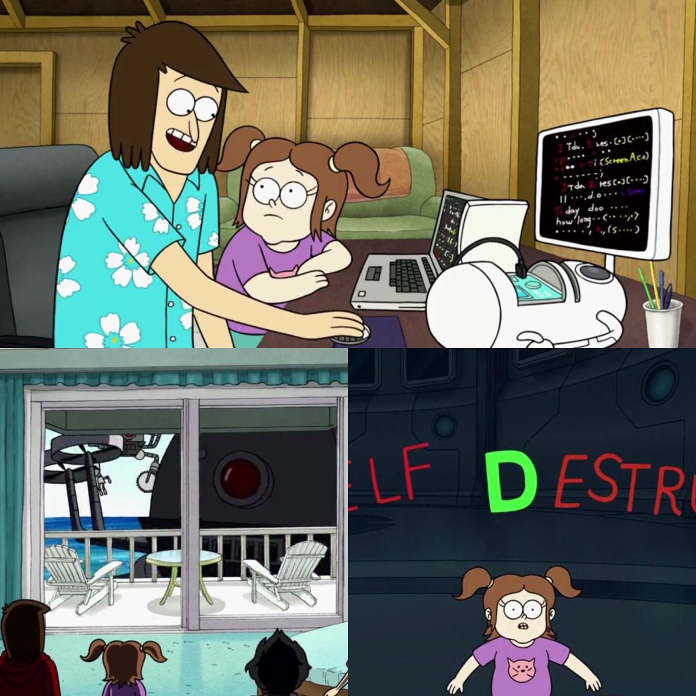 Close Enough Episode 5A-Robot Tutor