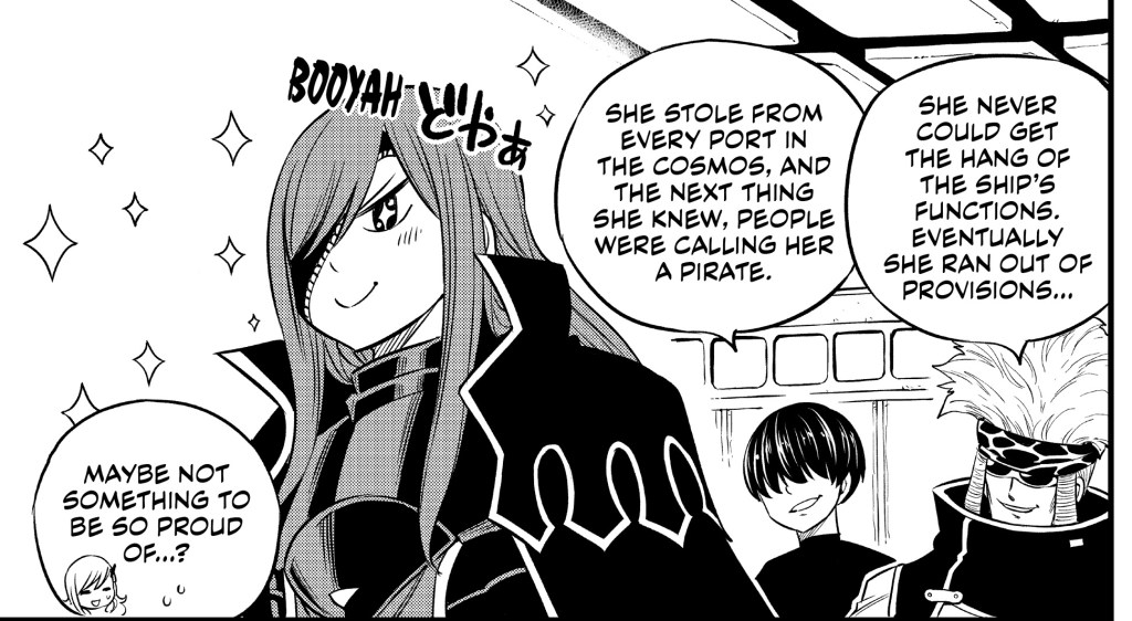 Edens Zero Chapter 104- Elsie has Pride in Herself