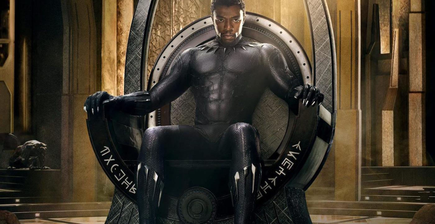 Chadwick Boseman- The Black Panther
