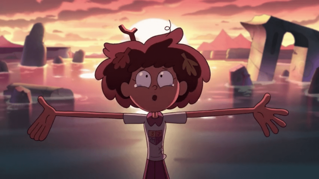 Amphibia Season 2 Episode 10- Anne's Going Home with Her Family!