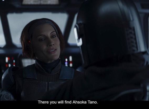The Mandalorian Episode 11- The Heiress Heralds the Return of Ashoka Tano
