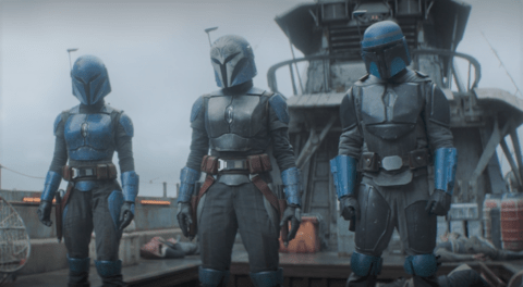 The Mandalorian Episode 11-The Heiress, the Nite Owls