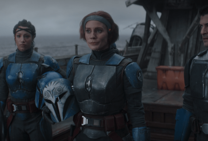 The Mandalorian Episode 10- The Heiress herself