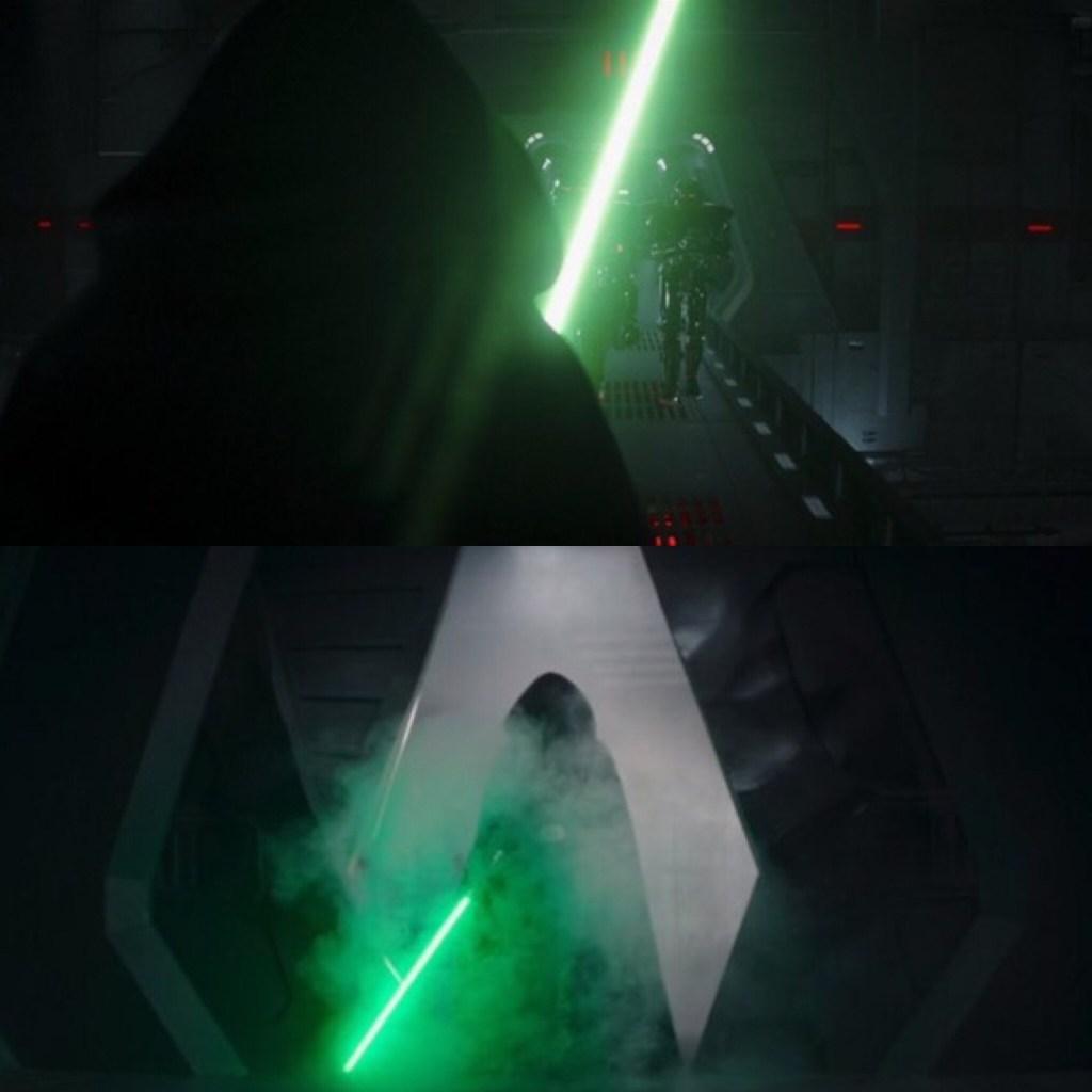 The Mandalorian Chapter 16- The Rescue by Luke Skywalker