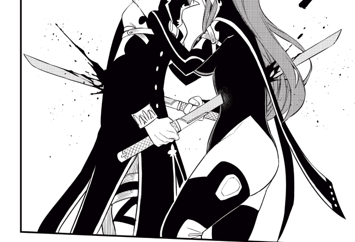 Edens Zero Chapter 124-Jelsie's Deadly Kiss