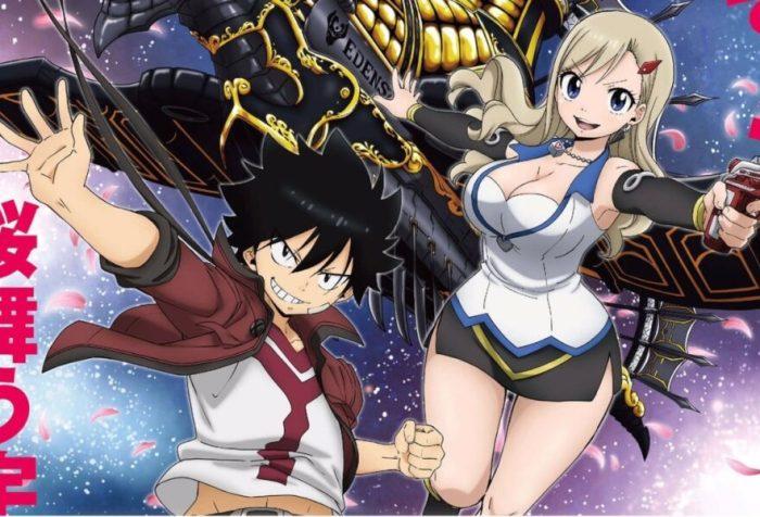 Edens Zero Anime Promo Image