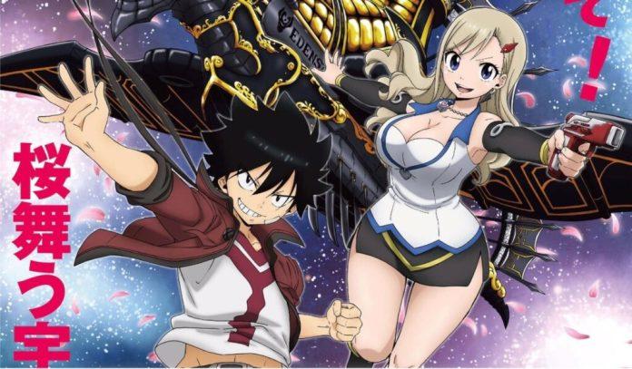 Edens Zero Anime Has Official Trailer! | RJ Writing Ink