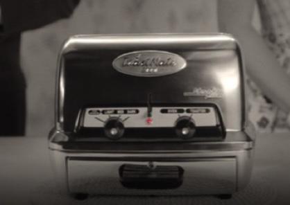 The Stark Industries Toaster