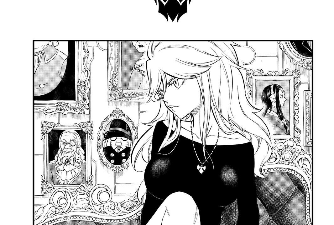 Edens Zero Chapter 127 Cover Page
