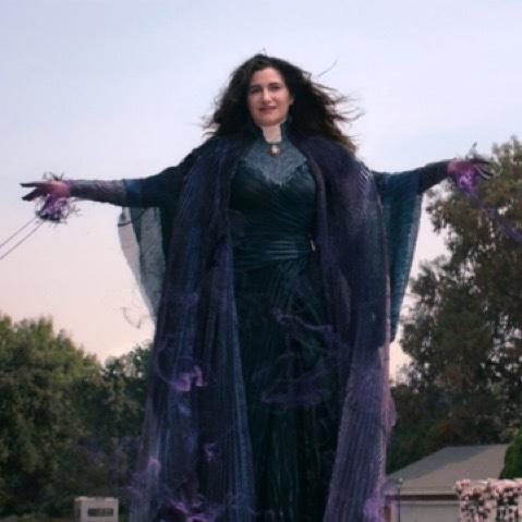 WandaVision Episode 8-Agatha Harkness True Form