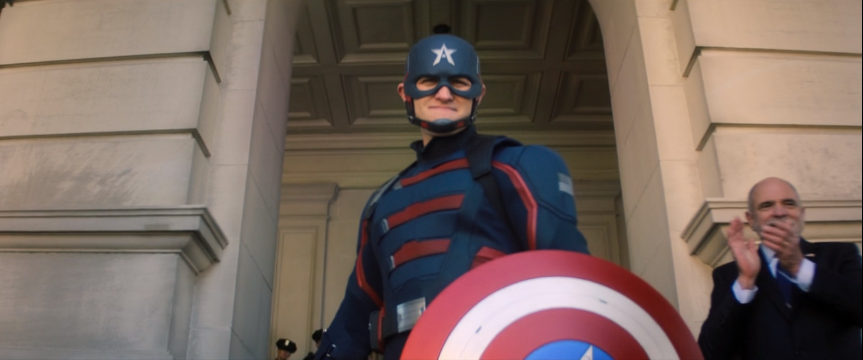 The Falcon and the Winter Soldier Episode 1-The US Agent