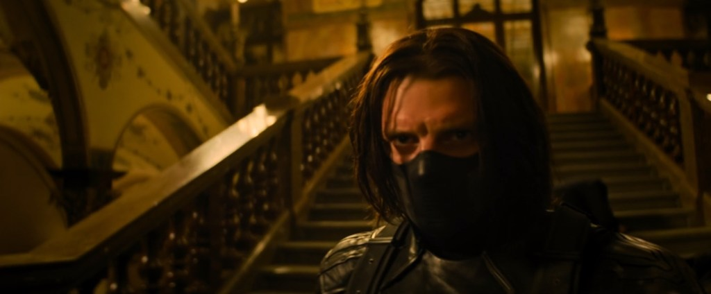 The Falcon and the Winter Soldier Episode 1-Bucky Barnes Nightmare