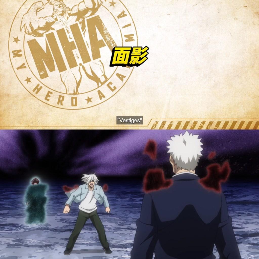 My Hero Academia S5 Episode 2-Vestiges