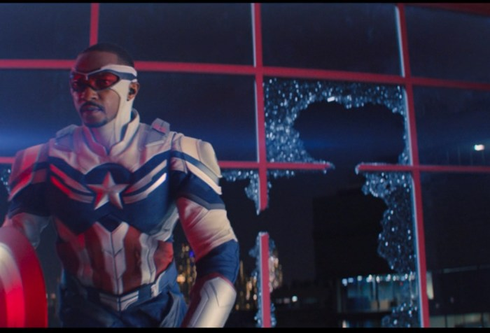 The Falcon & The Winter Soldier Episode 6-Sam Wilson, the New Captain America