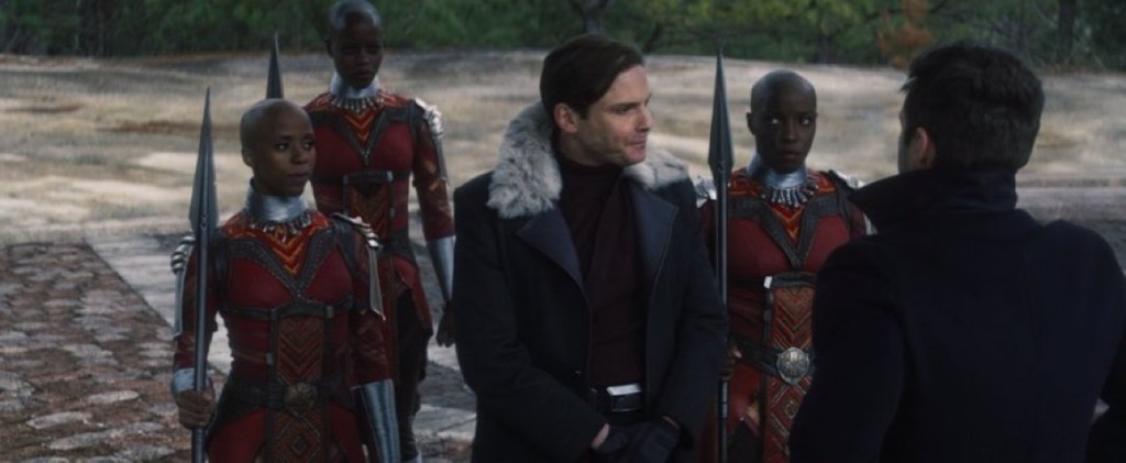 The Falcon and the Winter Soldier Episode 5-Bye, Zemo!