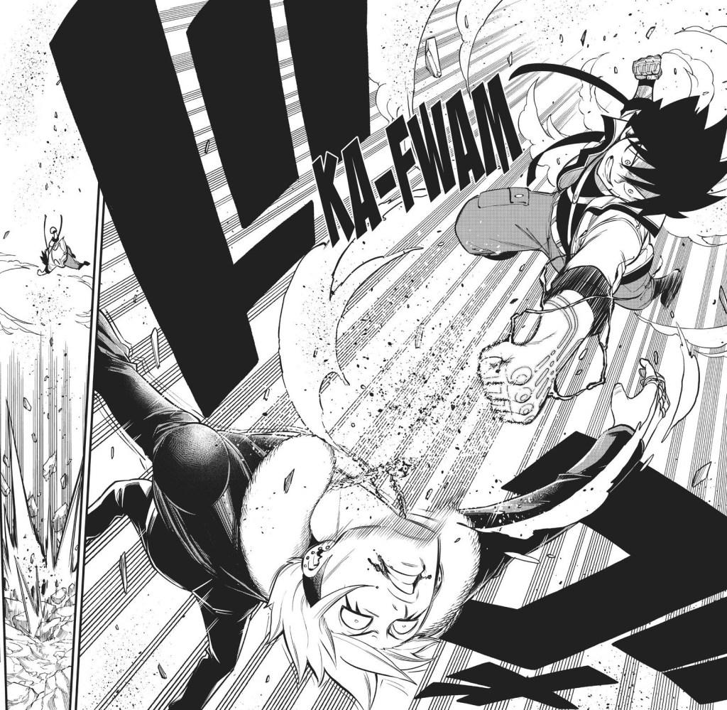 Edens Zero Chapter 141-Slug'em, Shiki!