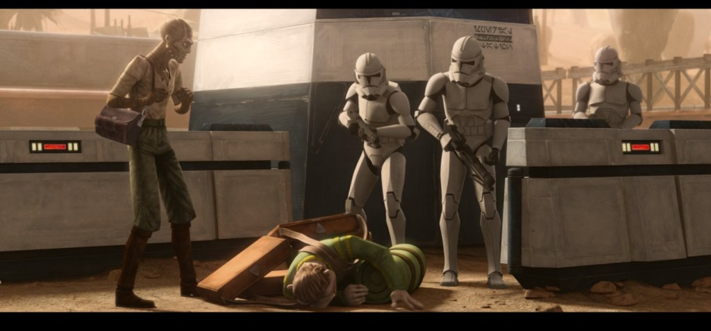 Star Wars: The Bad Batch Episode 2-The Clones Have Become Jerks