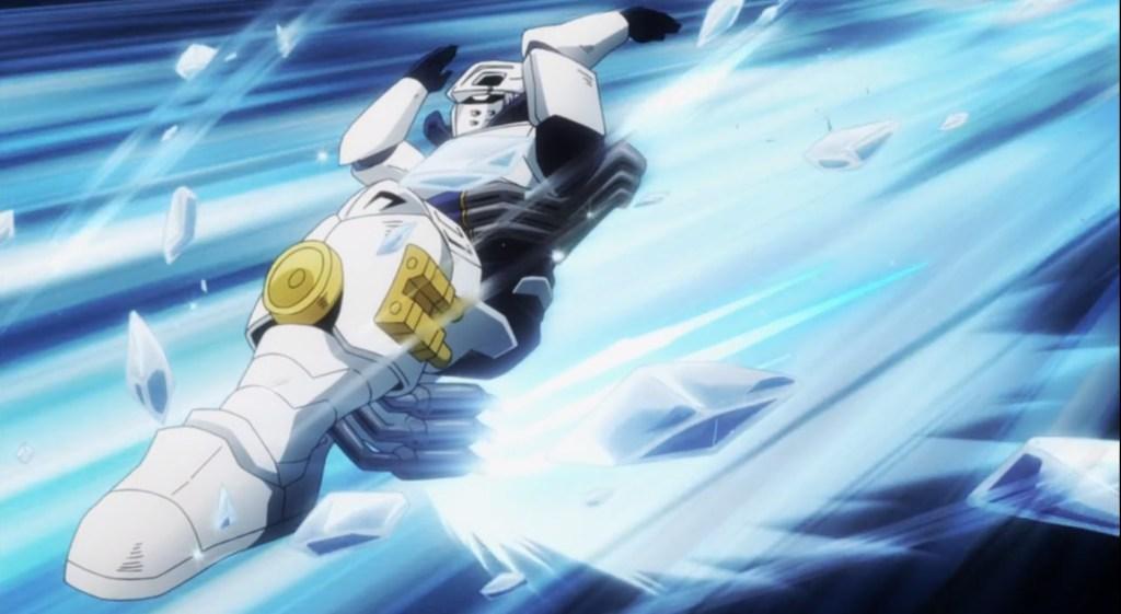 My Hero Academia S5 Episode 6-Ingenium's New Power