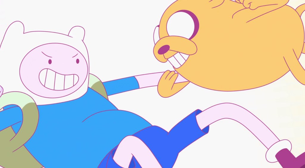 Adventure Time: Distant Lands Together Again-Finn and Jake are Bros for Eternity