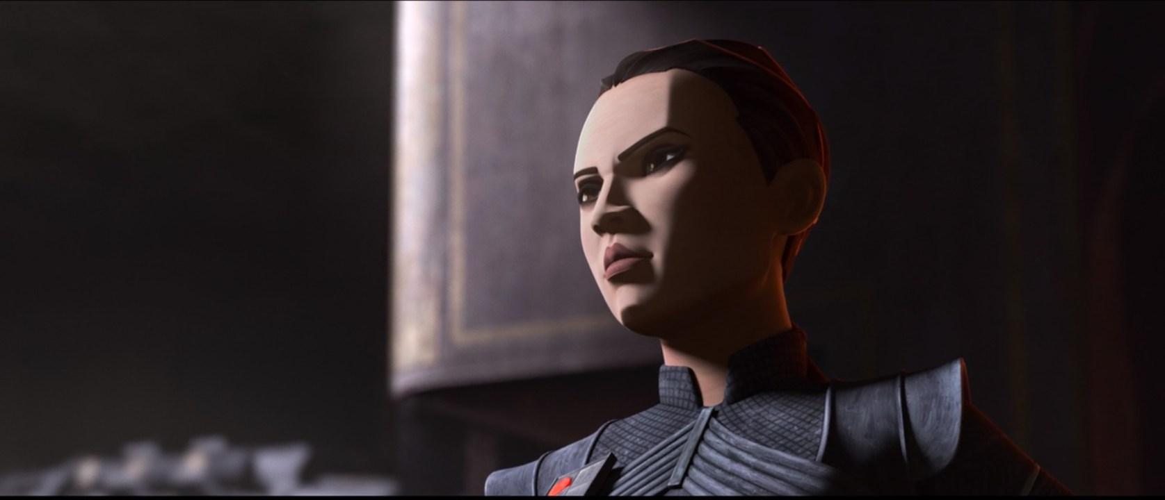 Star Wars: The Bad Batch Episode 4-Fennec Shand