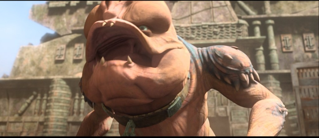 Star Wars: The Bad Batch Episode 5-Baby Rancor is SO CUTE!!