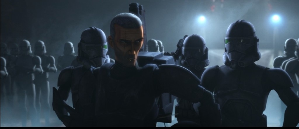 Star Wars: The Bad Batch Episode 8-Crosshair is Back!
